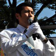 選挙演説スタイルでゴリ監督熱弁し過ぎて、相方の川田に止められる!