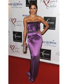 エヴァ・ロンゴリア、アルマ賞で7着のドレス替え