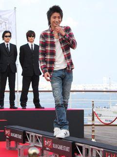 藤原竜也、「松山ケンイチより僕はヘタレ」と発言!?自虐トークに会場大盛り上がり!