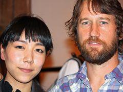 奥田瑛二の長女、安藤モモ子監督、イギリス、レインダンス映画祭に登場!「日本がナメられないようにする」