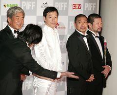 松本人志監督も登場!第14回釜山国際映画祭のオープニングセレモニー
