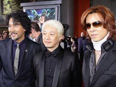 YOSHIKI、映画『ATOM』に泣く…ロサンゼルスでプレミア開催!ファン2,000人がわく