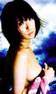 小柄でも巨乳美、桜井まりのヌードはこれで最後!渾身の妖艶裸体を「牡丹灯籠」現代版で!