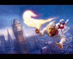 全米第1位の憂うつ!『Disney'sクリスマス・キャロル』が喜べないワケ -11月11日版