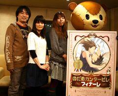 映画版に続き、アニメ版「のだめ」シリーズ最終章もいよいよ始動!!