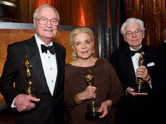 一足先にオスカー受賞!ローレン・バコール、ロージャー・コーマンらにアカデミー賞名誉賞
