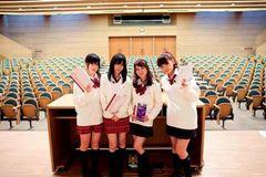 AKB48が名門大学の教授に!?中身がない!であえなく玉砕なるか…学生500人の反応は?