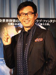 幸せモードの石田純一、「恋愛は何でもありの格闘技」と新たな石田語録