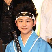 名子役から美少年に成長した須賀健太、新撰組隊士への抱負を語る!