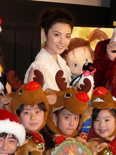 田中麗奈、クリスマスイブイブに30歳の誓い!「新たなステージ目指したい」