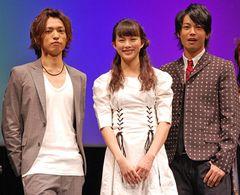 臼田あさ美、イケメン目当ての女性ファンたちから見事「かわいい」の声援をゲット!
