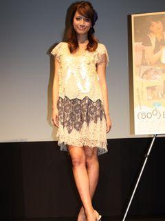 マリエ、ロンブー淳と安室奈美恵についてコメント求められ「本当なら、すてきなカップル」