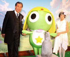 高田純次、大河ドラマで活躍の10歳の松元環季から「ドキドキしちゃう」と言われデレデレ!