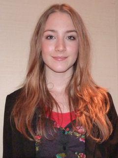 15歳、シアーシャ・ローナン、はにかみながら「初恋はまだなの……」