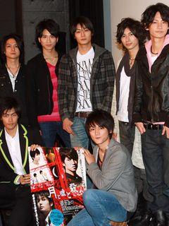 『月と嘘と殺人』若手イケメン俳優7人の舞台あいさつに女子1,000名が殺到!