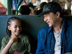 ジャッキー・チェンとウィル・スミスの愛息が共演!あの『ベスト・キッド』がよみがえる!