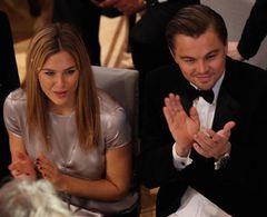 レオナルド・ディカプリオが婚約?恋人の左手薬指に指輪