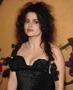 ヘレナ・ボナム=カーター、赤の女王のモデルはバートン監督との間の娘