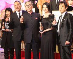日本アカデミー賞発表!『沈まぬ太陽』が作品賞含む3部門!最多は『劔岳 点の記』の6部門