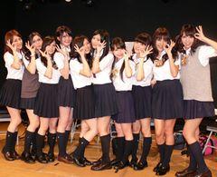 10人10色のかわいらしさ炸裂!全員10代のアイドルユニット・ぱすぽ☆がついに単独舞台公演