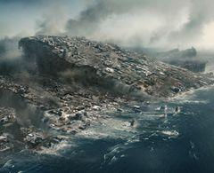 『2012』がレンタルで初登場首位!ベスト3は人類滅亡の危機描いた作品がランクイン-3月22日
