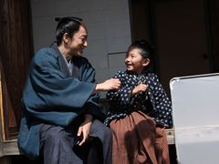 加藤清史郎が今度はこども侍!大沢たかおの息子役でりりしいはかま姿を披露!