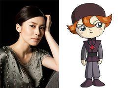 中谷美紀が「アンパンマン」でアニメーション声優に初挑戦!