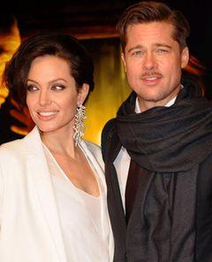 ブラッド・ピットとアンジェリーナ・ジョリー、結婚式はプライベートなジミ婚?