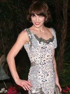 3D映画『三銃士』にミラ・ジョヴォヴィッチが謎の美女役で出演決定!