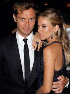 ジュード・ロウとシエナ・ミラー、今夏に結婚予定?