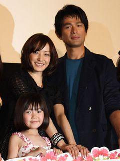 江口洋介、菅野美穂とのラブシーン「楽しくやらせてもらいました」