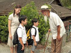 奥田瑛二が受賞したモントリオール世界映画祭に、映画『トロッコ』の正式出品が決定!