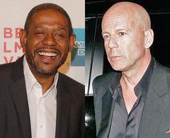 ブルース・ウィリスとフォレスト・ウィッテカーが、犯罪ドラマで共演