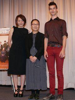 『トイレット』荻上直子監督、新作で起用したカナダ人俳優は「とにかくヘンな子」!本人も「当たっています」