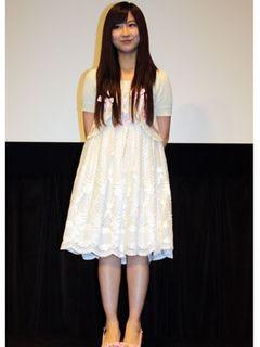 AKB48小野恵令奈、30男を惑わす中学生の小悪魔キャラを演じ将来は「乞うご期待」!?