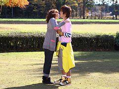相武紗季、野外キスシーン初公開!小悪魔的魅力で年下男子の溝端を翻弄する!?
