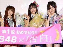『告白』にAKB48が出演!大島優子、すでに劇場前売り券を購入済み!どこかの映画館で会えるかも?