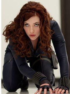 セクシー女優のスカーレット・ヨハンソン、悩殺ボディスーツでのクールアクションシーン初公開