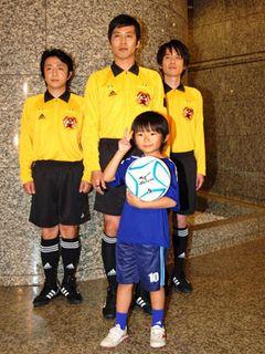 こども店長こと加藤清史郎、3時半に起きてユニホームでサッカーW杯観戦!学校もちゃんと行ってます!