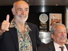 マイケル・ケインからショーン・コネリーの80歳を祝い「おめでとう」−エジンバラ国際映画祭