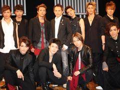 「テニスの王子様」舞台で活躍するイケメン俳優10名が集結!人気ブロードウェイ作品に出演