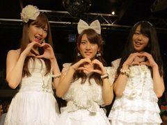 恋愛厳禁!AKB48小嶋陽菜、高橋みなみ、峯岸みなみが理想の恋愛を語る!ドラマのような恋愛を夢に!?