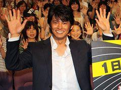 『踊る3』動員360万人、興収47億円を突破!織田裕二、1日10回の大ヒット御礼舞台あいさつを敢行!
