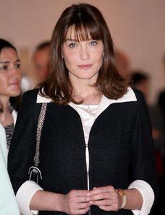 フランス大統領夫人カーラ・ブルーニ、ウディ・アレンの新作映画の撮影開始