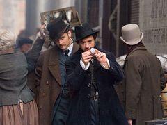 『シャーロック・ホームズ』が首位獲得!激しいトップ争いを制す!!-7月26日版