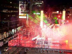 X JAPAN、L.A.史上最大の撮影!総製作費5億円のミュージックビデオが携帯で世界最速配信