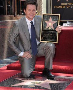 マーク・ウォールバーグ、ハリウッドの殿堂入り!・ウォーク・オブ・フェイムの星を獲得