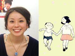 若き美人イラストレーター、実はいわさきちひろさんの孫!山田洋次監督に選ばれたワケ