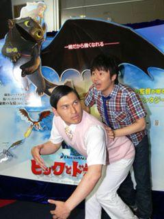 夏休み映画のダークホース!?映画『ヒックとドラゴン』がぴあ満足度1位に!