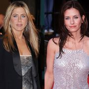 人気番組「フレンズ」のジェニファー・アニストンとコートニー・コックスが、テレビシリーズ「クーガータウン」で共演!